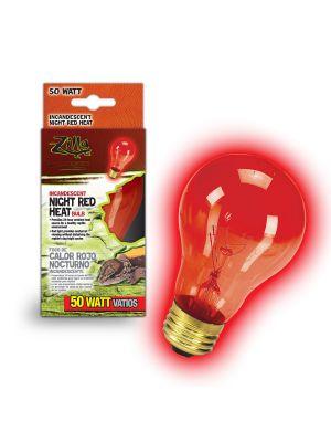 Zilla Night Red Incandescent Spot Bulb