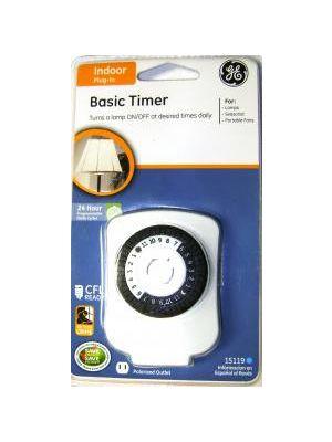 24 Hour Basic Timer