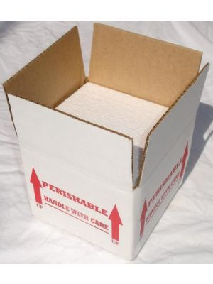 Insulated Reptile Shipping Box