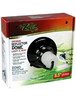 Zilla Reflector Dome Light & Heat