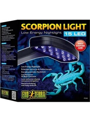 Exo Terra LED Scorpion Light