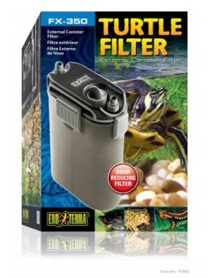 Exo Terra FX-350 External Canister Turtle Filter