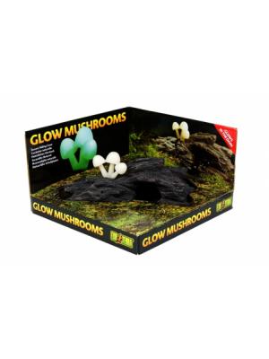 Exo Terra Glo Mushrooms Hideout