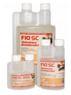 F10SCXD Veterinary Cleaner-Sanitizer