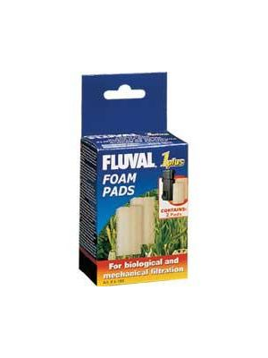Fluval 1 Foam Inserts 2 Pk