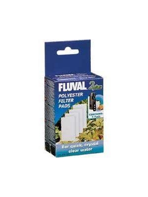Fluval 2 Polyester Pads 4 Pk