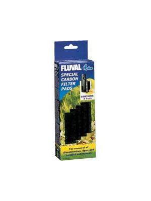 Fluval 4 Carbon Pads 4 Pk