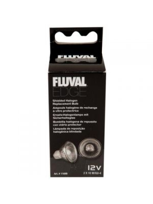 Fluval EdgeShielded Halogen Replacement Bulb 2 Pk