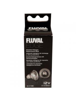 Fluval EdgeShielded Halogen Replacement Bulb 2 Pk
