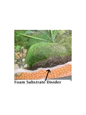 Poly Foam Substrate Divider