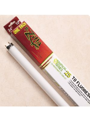Zilla Tropical Series 25 T8 Fluorescent Bulb