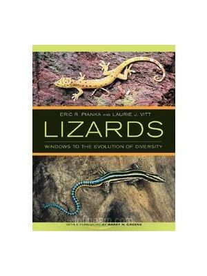 Lizards - Windows to the Evolution of Diversity