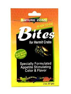 Nature Zone Hermit Crab Bites