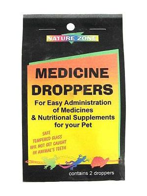 Nature Zone Medicine Droppers