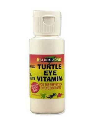 Nature Zone Turtle Eye Vitamins 2oz