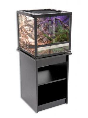 Penn Plax Classic Glass Habitat 3 w/ Stand