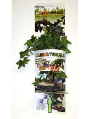 Pet Tekk Hanging Jungle Plant
