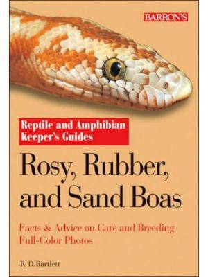 Rosy, Rubber & Sand Boas Book