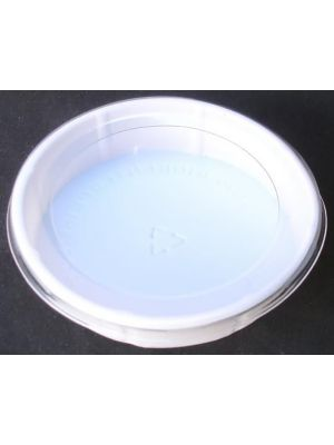 Disposable Worm Feeding Dish/Water Dish