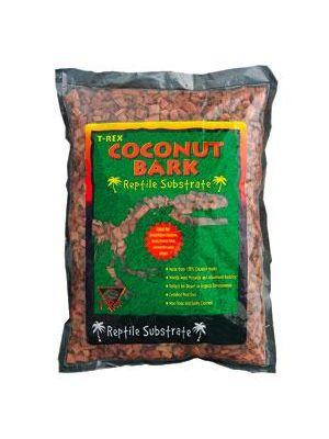 T-Rex Coconut Bark Bedding 10 Quarts