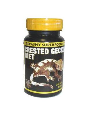 T-Rex Crested Gecko Super Food Diet