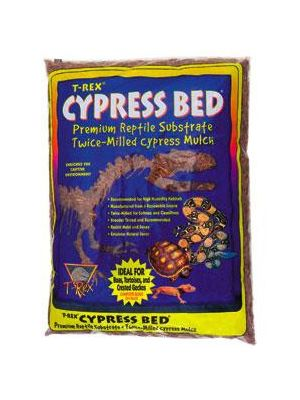 T-Rex Cypress Bed