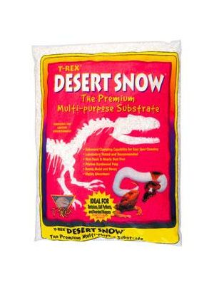 T-Rex Desert Snow Bedding