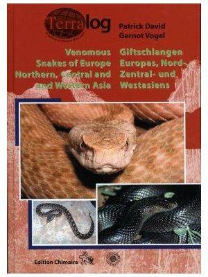 Venomous Snakes of Europe & Asia