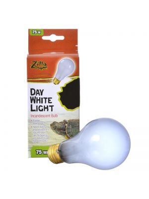 Zilla Incandescent Day White Light Bulb