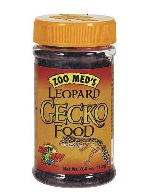 Zoo Med Leopard Gecko Food