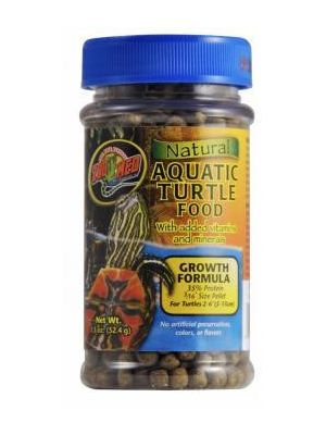 Zoo Med Aquatic Turtle Growth Formula