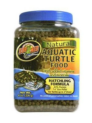 Zoo Med Hatchling Turtle Dry Food