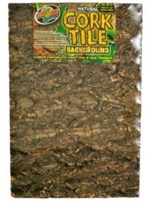 Zoo Med Cork Bark Round Buy Reptile Supplies The