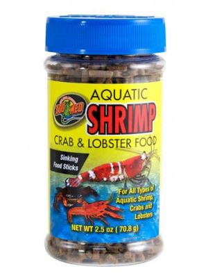 Zoo Med Shrimp, Crab & Lobster Food