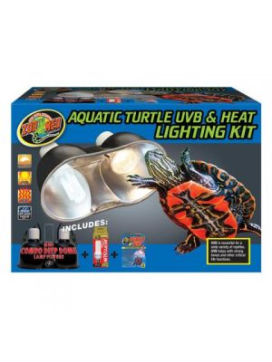 Zoo Med Aquatic Turtle Lighting Kit