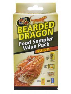 Zoo Med Bearded Dragon Food Sampler