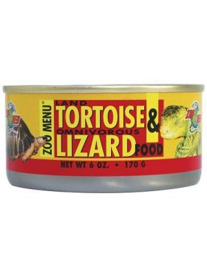 Zoo Med Land Tortoise & Omnivorous Lizard Food