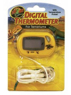 Zoo Med Digital Thermometer w/Probe