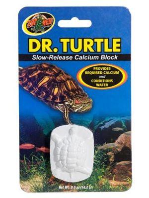 Zoo Med- Dr. Turtle Slow Release Calcium Block