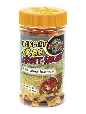 Zoo Med Hermit Crab Fruit Salad Diet