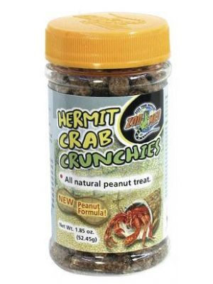 Zoo Med Hermit Crab Peanut Crunchies Diet