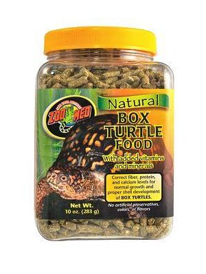 Zoo Med Box Turtle Diet