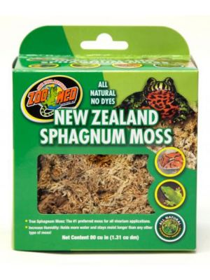 Zoo Med New Zealand Sphagnum Moss 80 cu in
