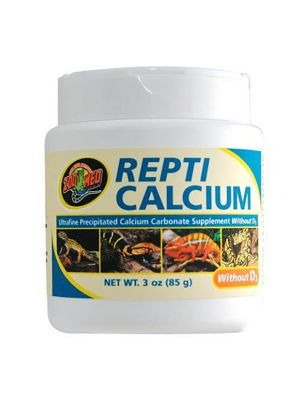 Zoo Med Repti Calcium Without D3