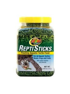 Zoo Med Repti Sticks Floating Turtle Food