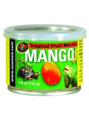 Zoo Med Tropical Fruit Mix-ins Mango
