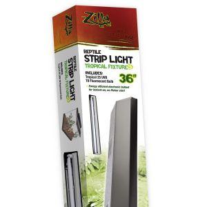 Zilla Reptile Strip Light Tropical Fixture T8