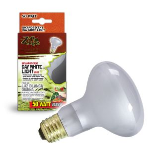 Zilla Incandescent Day White Light Spot Bulb