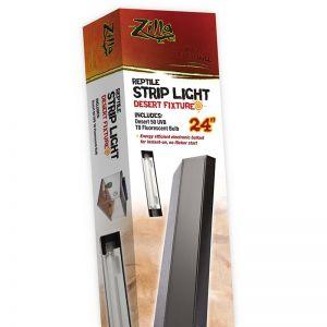 Zilla Reptile Strip Light Desert Fixture T8