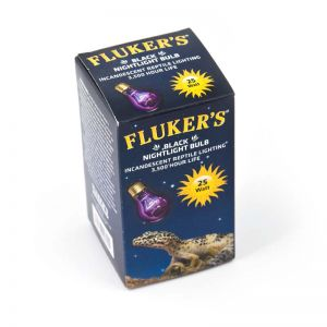 Fluker's Black Night Bulbs